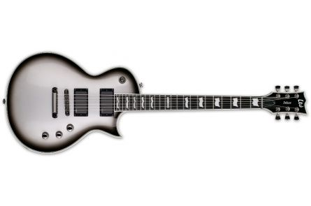 ESP Ltd Eclipse EC-1000 SSB - Silver Sunburst