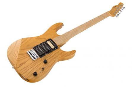 ESP M-III CS NTL - Natural Ash - Custom Shop