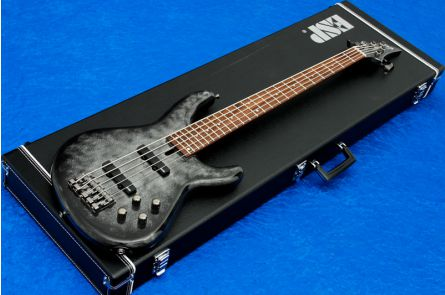 ESP Rumble Bass RB-5 OXI - Oxidized Iron