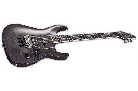 ESP E-II Horizon Sugizo CTM STBLK - See Thru Black