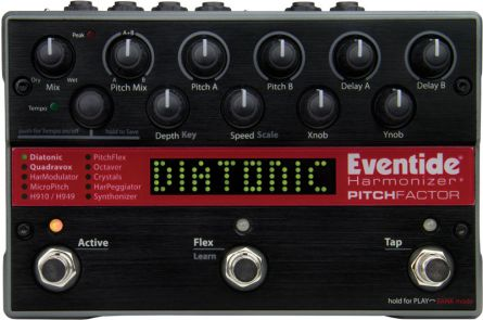 Eventide PitchFactor Harmonizer - b-stock (1x opened box)
