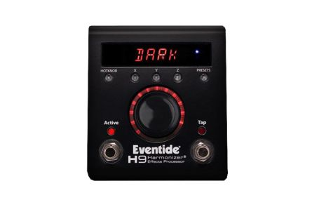 Eventide H9 MAX Dark Harmonizer - Limited Edition