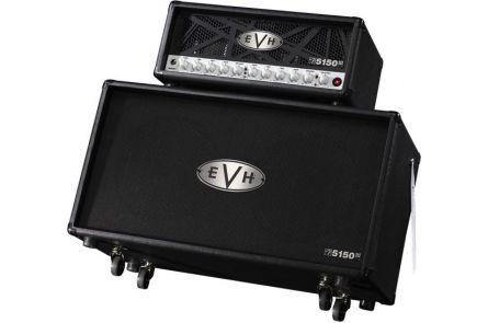 EVH 5150III 2X12 Cabinet - Black