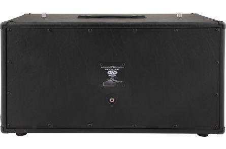 EVH 5150III 50S 2x12 Cabinet - Black