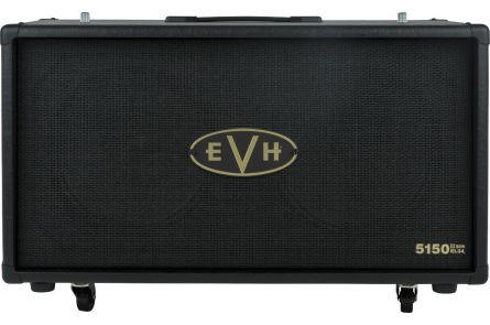 EVH 5150III EL34 2x12 Cabinet - Black
