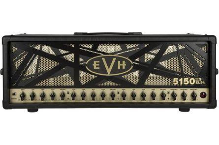 EVH 5150IIIS 100W EL34 Head - Black