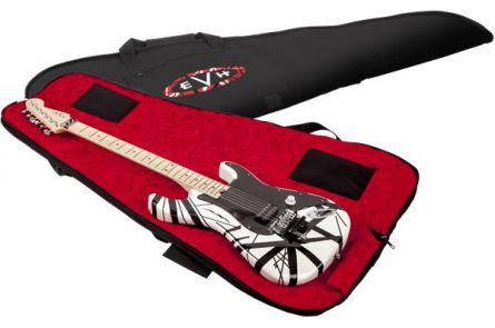 EVH Gig Bag - Black with Red Interior