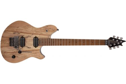 EVH Wolfgang WG Standard Exotic Spalted Maple MN Natural