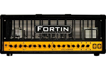Fortin EVIL PUMPKIN Signature Amp Head