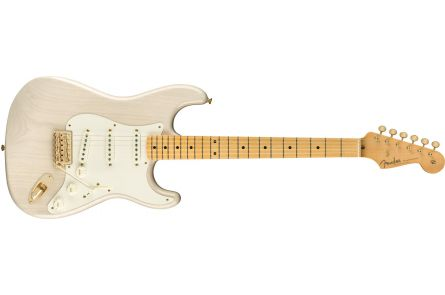 Fender 2019 Vintage Custom 1957 Strat NOS MN Aged White Blonde