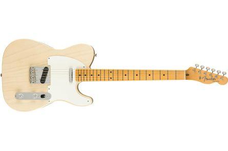 Fender 2019 Vintage Custom 1958 Top-Load Telecaster NOS MN Aged White Blonde