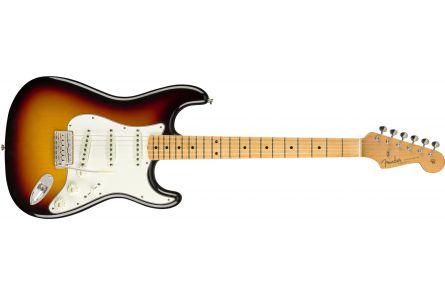 Fender 2019 Vintage Custom 1962 Strat NOS MN 3-Color Sunburst