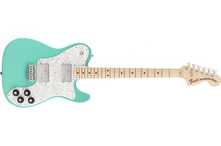 Fender 2020 Limited Edition Traditional 70s Tele Deluxe MN - Seafoam Green