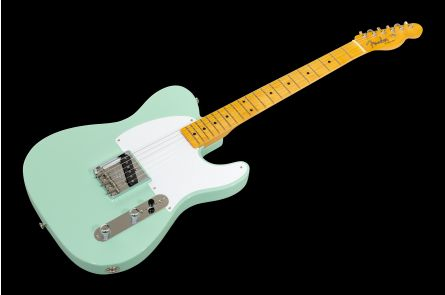 Fender 70th Anniversary Esquire MN - Surf Green
