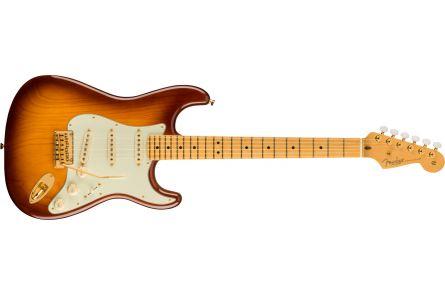 Fender 75th Anniversary Commemorative Stratocaster MN - 2-Color Bourbon Burst