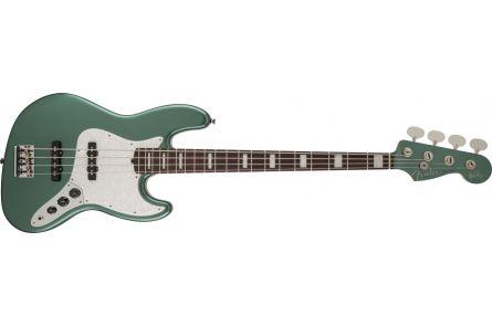 Fender Adam Clayton Jazz Bass MN Sherwood Green Metallic