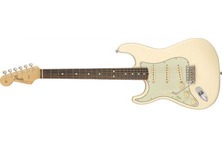 Fender American Original '60s Stratocaster Left-Hand MN Olympic White