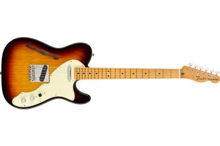 Fender American Original 60s Telecaster Thinline MN - 3 Color Sunburst