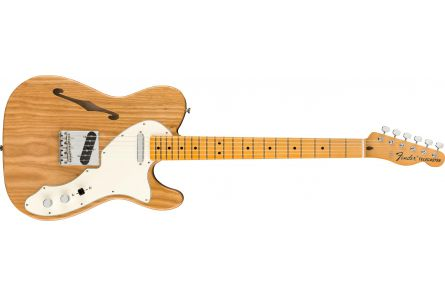 Fender American Original 60s Telecaster Thinline MN - Aged Natural
