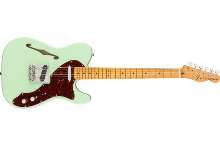 Fender American Original 60s Telecaster Thinline MN - Surf Green
