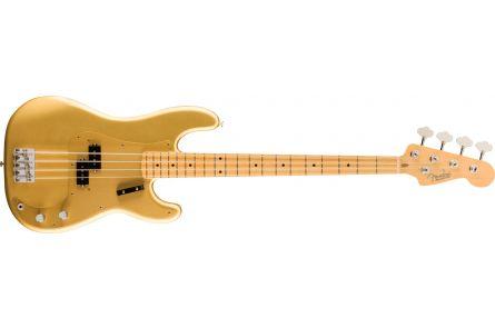 Fender American Original '50s Precision Bass MN - Aztec Gold
