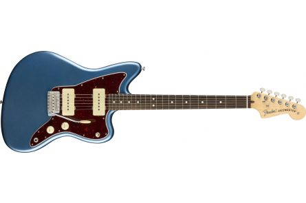 Fender American Performer Jazzmaster MN Satin Lake Placid Blue
