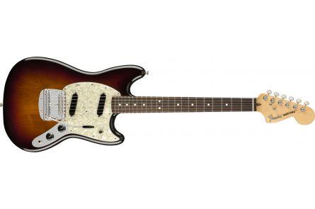 Fender American Performer Mustang RW - 3-Color Sunburst