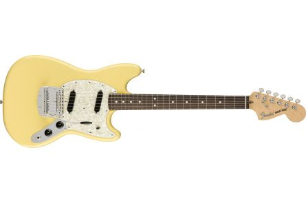 Fender American Performer Mustang MN Vintage White