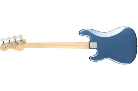 Fender American Performer Precision Bass MN - Satin Lake Placid Blue