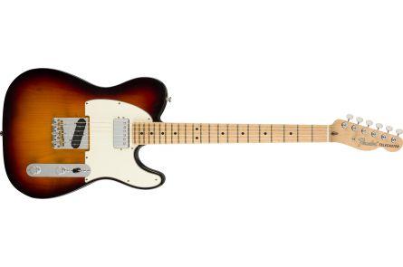Fender American Performer Telecaster with Humbucking MN - 3-Color Sunburst