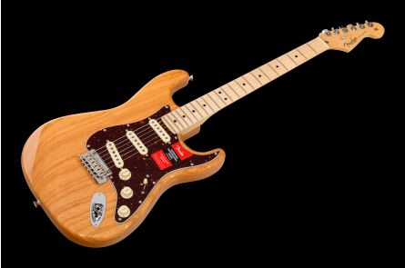 Fender American Professional Stratocaster MN - Aged Natural Ash - Limited Edition