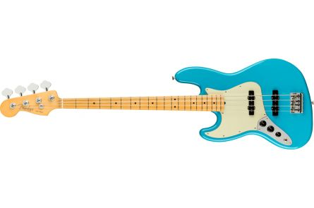 Fender American Professional II Jazz Bass Left-Hand MN Miami Blue