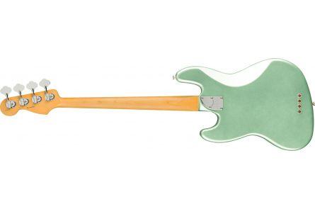 Fender American Professional II Jazz Bass MN Mystic Surf Green