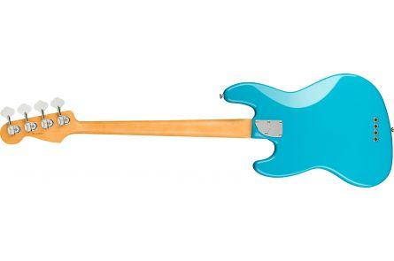 Fender American Professional II Jazz Bass RW - Miami Blue