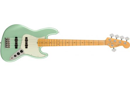 Fender American Professional II Jazz Bass V MN Mystic Surf Green