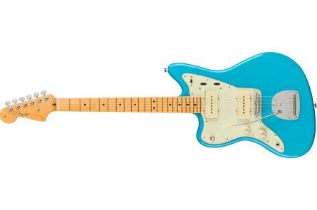 Fender American Professional II Jazzmaster Left-Hand MN Miami Blue