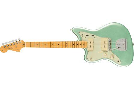 Fender American Professional II Jazzmaster Left-Hand MN Mystic Surf Green