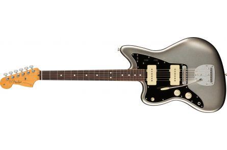 Fender American Professional II Jazzmaster Left-Hand RW - Mercury