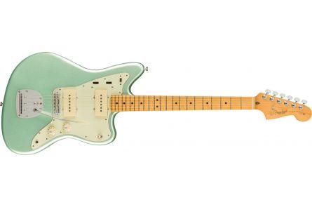 Fender American Professional II Jazzmaster MN Mystic Surf Green