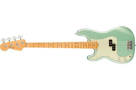Fender American Professional II Precision Bass Left-Hand MN Mystic Surf Green