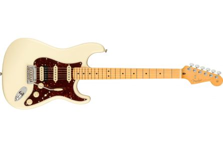 Fender American Professional II Stratocaster HSS MN - Olympic White