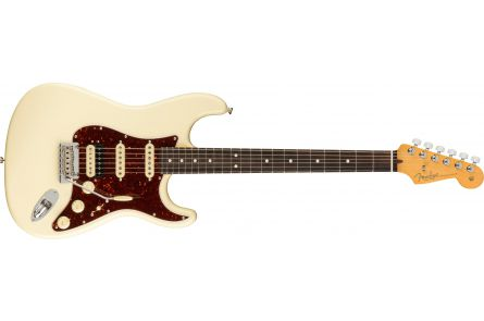Fender American Professional II Stratocaster HSS RW - Olympic White
