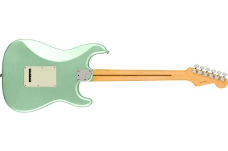 Fender American Professional II Stratocaster Left-Hand MN Mystic Surf Green