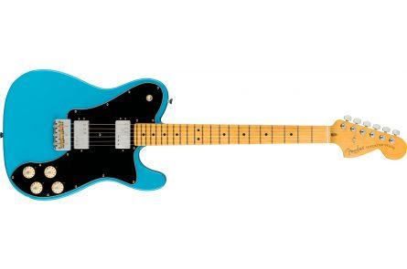 Fender American Professional II Telecaster Deluxe MN - Miami Blue