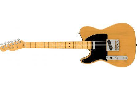Fender American Professional II Telecaster Left-Hand MN - Butterscotch Blonde