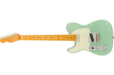 Fender American Professional II Telecaster Left-Hand MN Mystic Surf Green