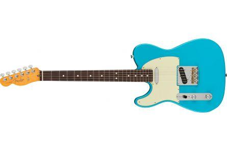 Fender American Professional II Telecaster Left-Hand RW - Miami Blue