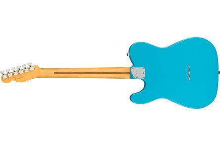 Fender American Professional II Telecaster MN - Miami Blue