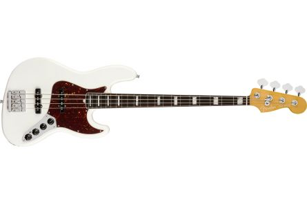 Fender American Ultra Jazz Bass RW - Arctic Pearl