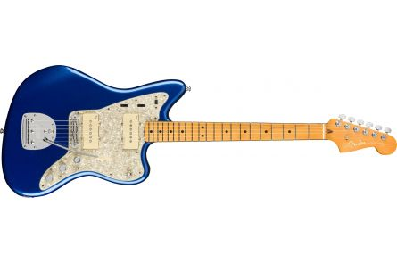 Fender American Ultra Jazzmaster MN Cobra Blue